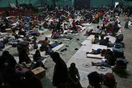 El Huracán Agatha provocó en Guatemala muertos, desalojos y damnificados
