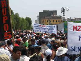 Más de 5 mil pobladores