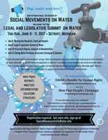 2nd Annual International Gathering of Social Movements on the Right to Water