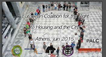 Atene: Diritto alla casa e al territorio e unità contro finanza e speculazione