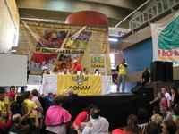 Brasil, Congreso CONAM, se escribe con mayúsculas