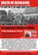 Buenos Aires, Basta de desalojos, La calle no es un lugar para vivir