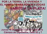Buenos Aires, para la Ley de acceso justo al hábitat
