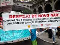Building an Urban and Communitarian Way from Porto Alegre to the Peoples' Summit in Rio