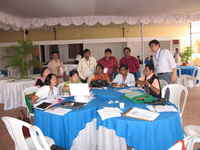 Building the WAI Steering Committee for Asia (Bangalore, 18-22 August 2010)