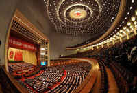 Chine, Pour l'Assemblée Populaire Nationale, le logement est un droit essentiel, CHINA, november 2010