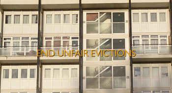 England, End Unfair Evictions - Scrap Section 21