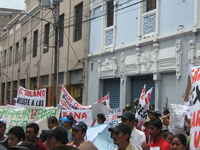 Guatemala, marcha, ZED 2009