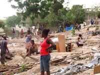 Haiti, Le GARR plaide pour une solution durable en faveur des déplacés/es du séisme du 12 janvier