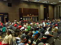 Johannesburg, le succès des associations d'habitants organisés pour Quito