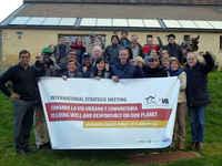 La Voie Communautaire : les mouvements des habitants du monde à Quito pour le Forum alternatif à Habitat III et au delà