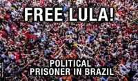 LulaLivre - Embajadas de                                        Brasil en todo el mundo -                                        23/04/18